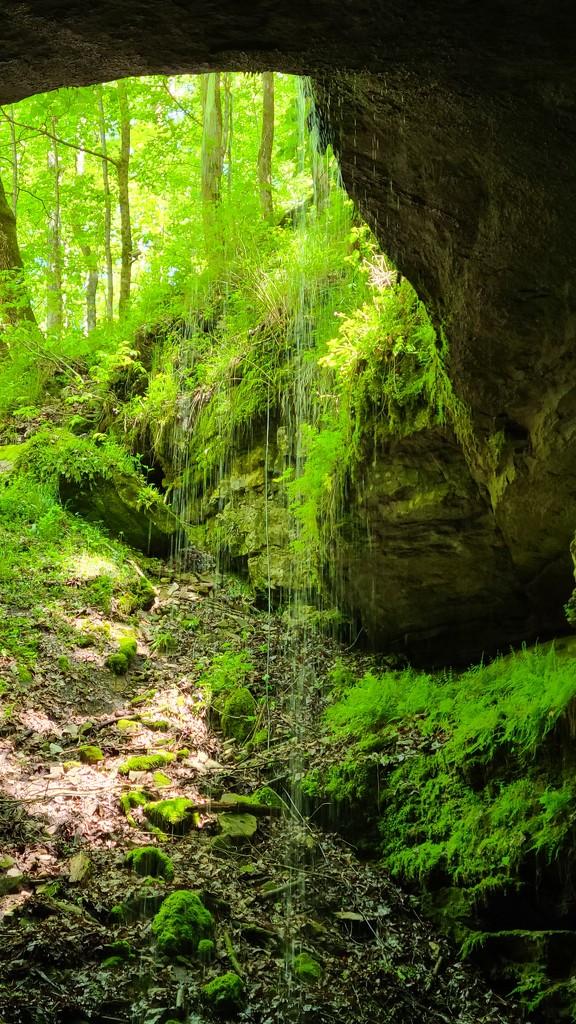Cave Entrance by photograndma