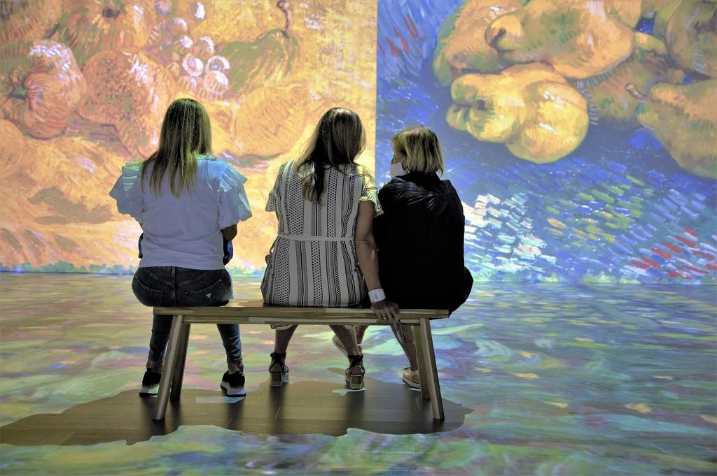 Beyond Van Gogh Exhibition by chejja