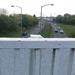 Bridge Parapet and Motorway