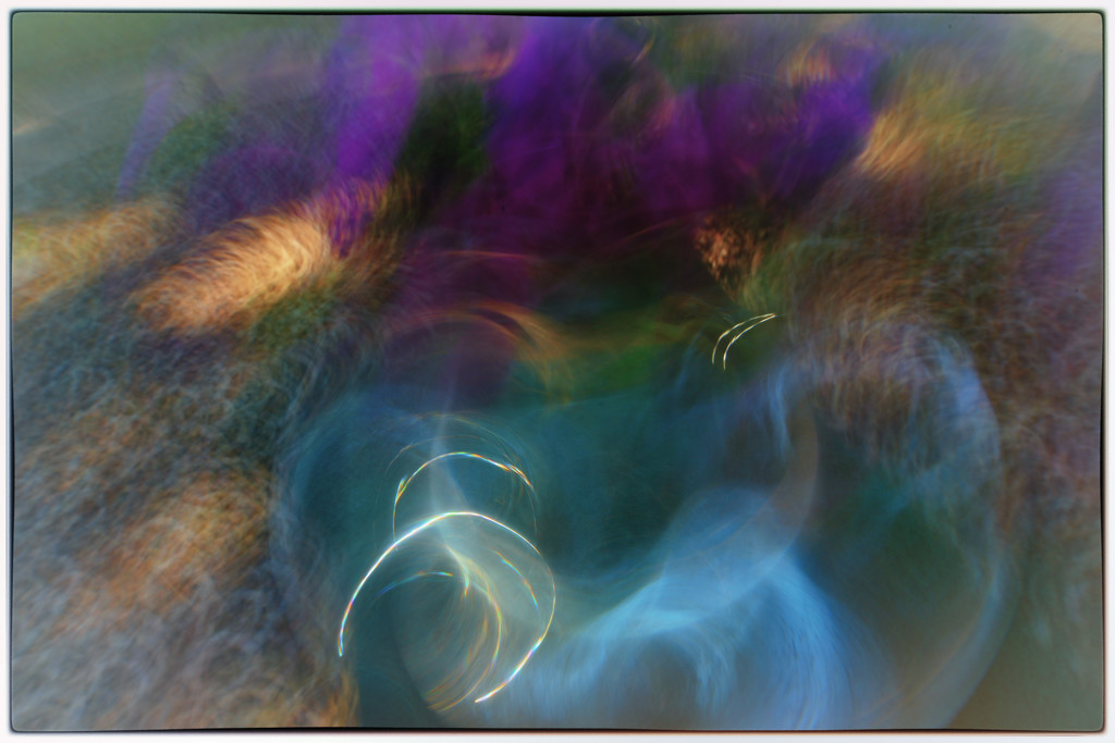 Abstract Long Exposure by joysabin
