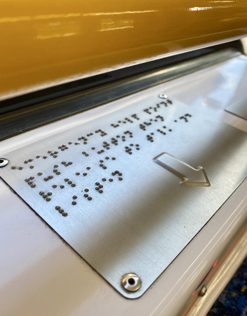Braille by kjarn