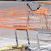 Just An Orange Shopping Cart! :-)