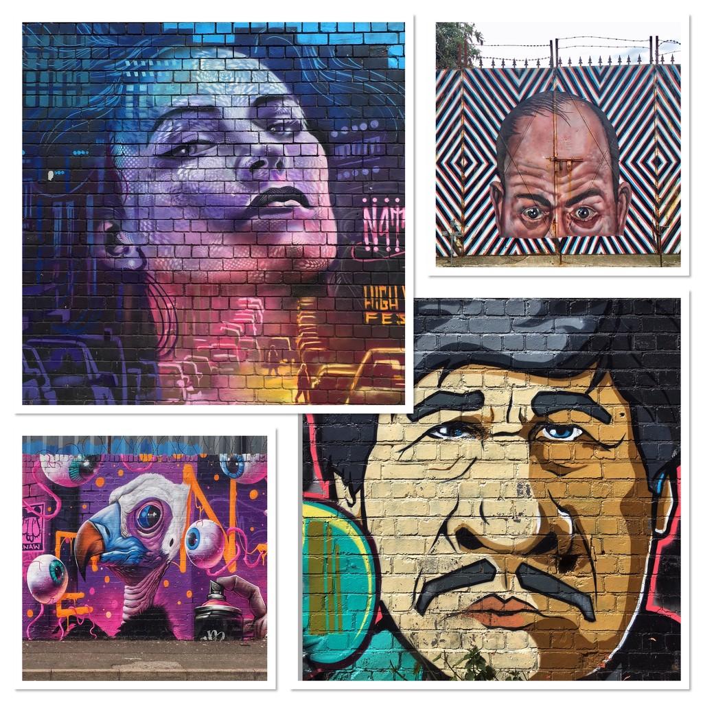 City art by pattyblue