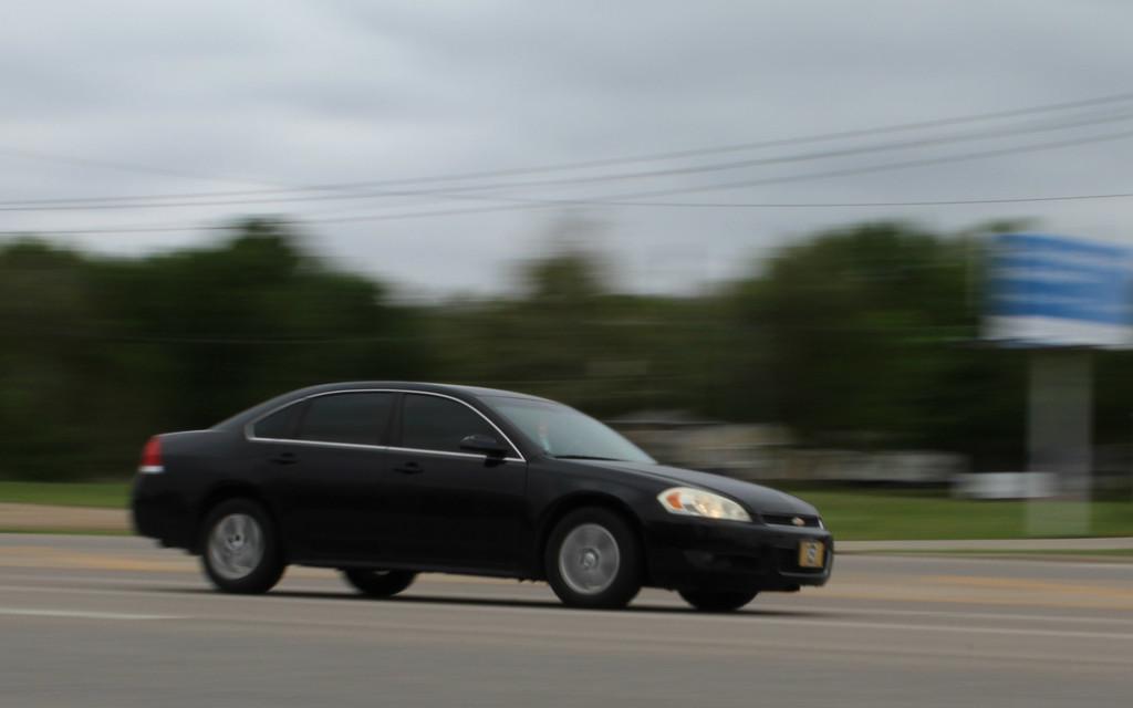 Black Car by mcsiegle