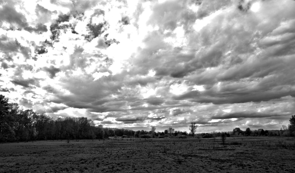 Cloudscape On The Prairie by jayholm64