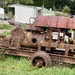 Not sure what this is ? Old tractor or steam engine ?