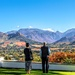 A view over the Franschhoek valley