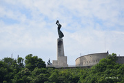 12th May 2021 - Statue of Liberty on Gellért Hill