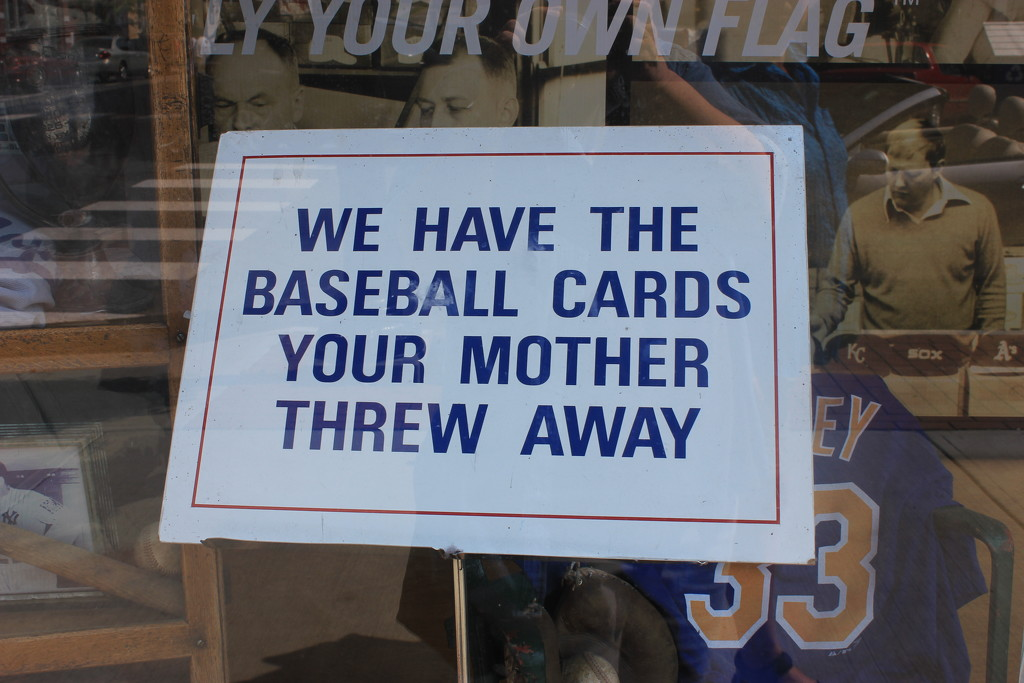 Signs #7: Seen in Cooperstown, NY by spanishliz