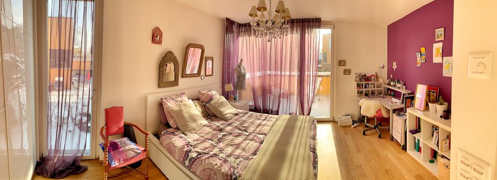 Lea's bedroom.  by cocobella