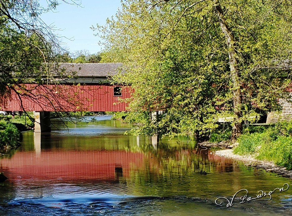 Covered Bridge by flygirl