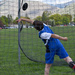 Throwing the Discus