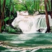The waterfall (painting)