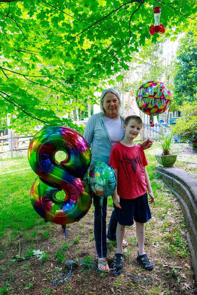 Birthdays by hjbenson