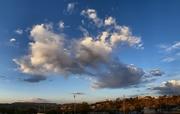 15th May 2021 - Evening sky pano