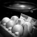 eggs for breakfast!