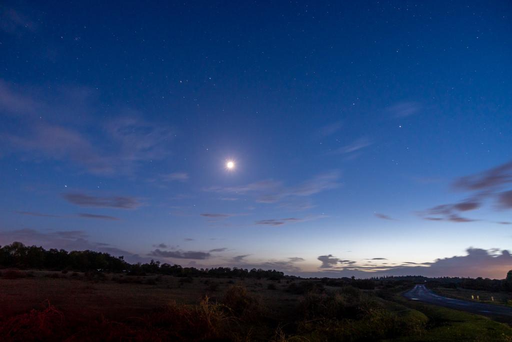 Ocknell Moon by humphreyhippo