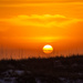 Sunset Over Pensacola Beach