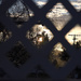 Sunset Through The Latticework