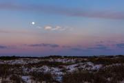 18th May 2021 - Moonrise at Sunset