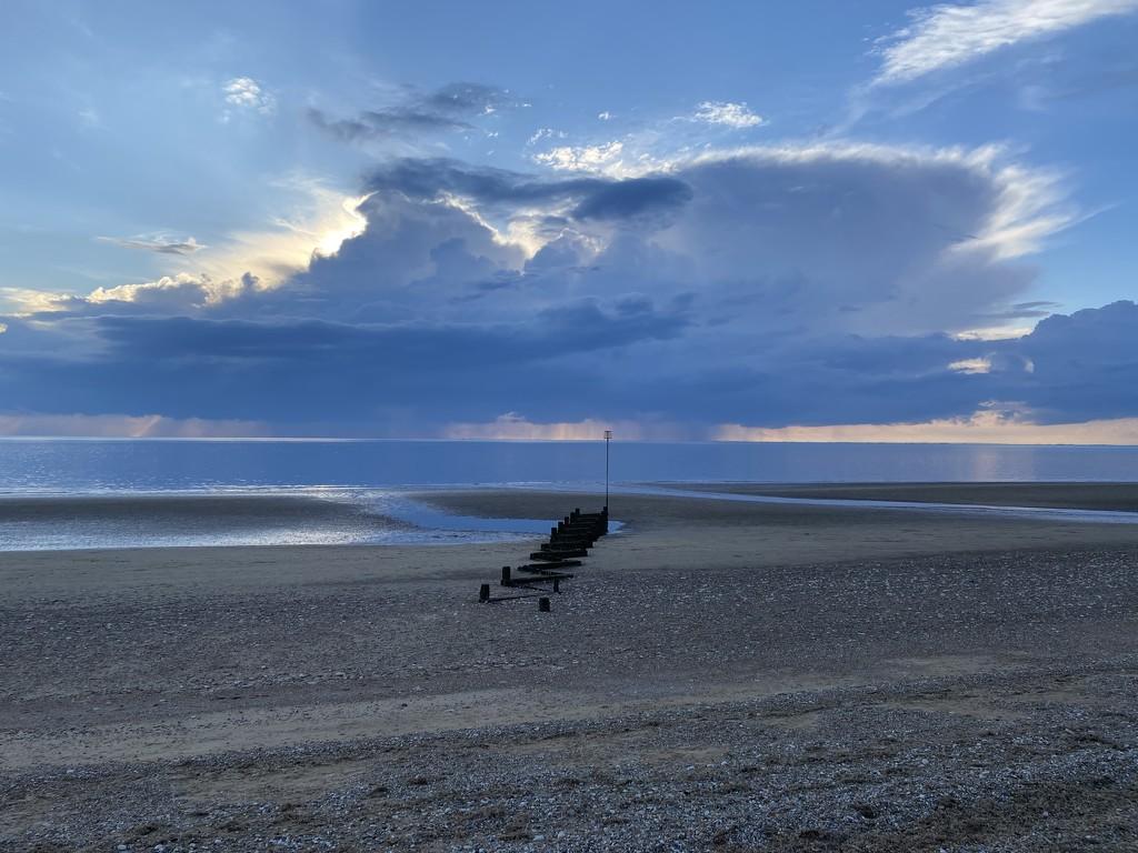Hunstanton Beach by gillian1912