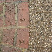20th May 2021 - brick path and drive