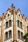 19th May 2021 - Art Nouveau building