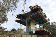 24th May 2021 - The new bridge in construction