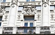 21st May 2021 - Ornate balcony