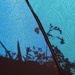 Thru the Patio Umbrella