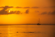 26th May 2021 - Sailboat in the Sunrise