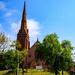 St. Mark's Episcopal Church by hjbenson