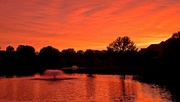 29th May 2021 - Sunset Over the Pond