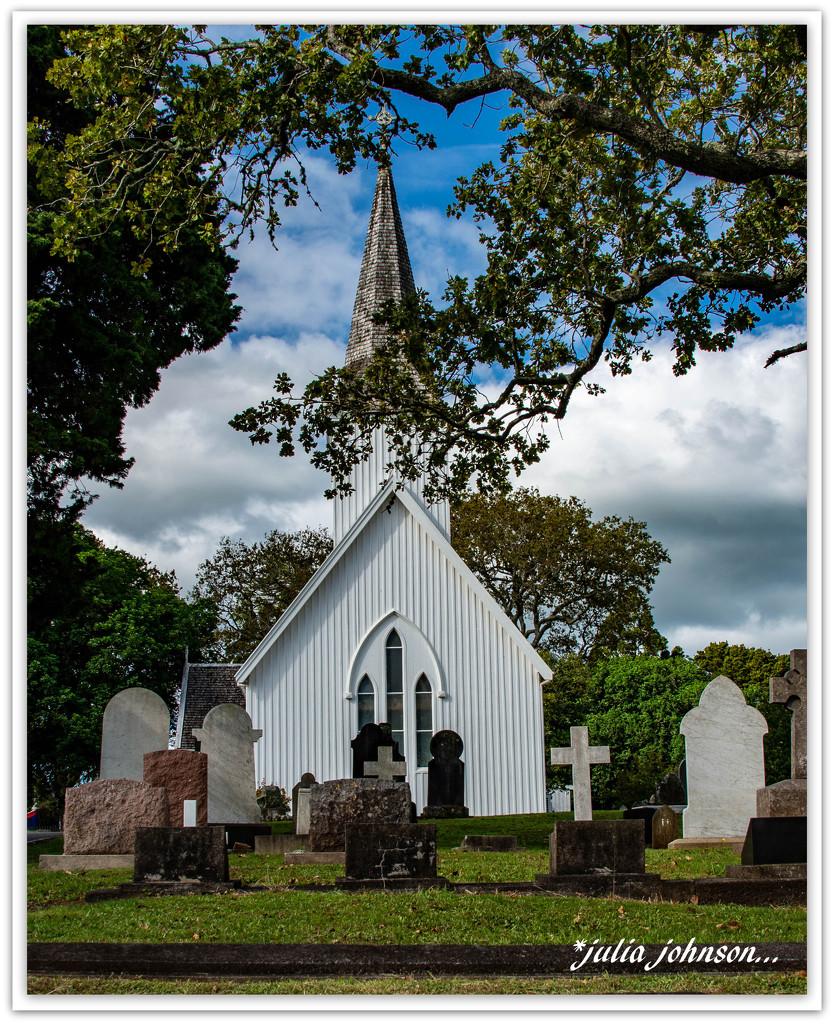 Waimate North  Church #2 by julzmaioro