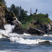 Cape Disappointment Light House  by theredcamera