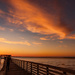 Sunset With a Few Clouds! by rickster549