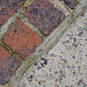 31st May 2021 - brick and concrete