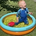 The biggest fun in the smallest paddling pool