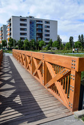 30th May 2021 - New bridge built ......