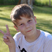 Logan, Age 9