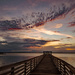 Sunset Down the Pier! by rickster549