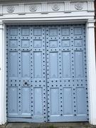 3rd Jun 2021 - Door within a door