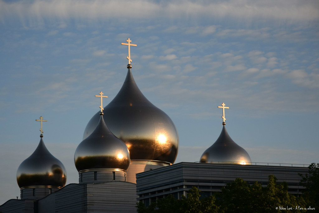 Holly Trinity Orthodox Cathedral by parisouailleurs