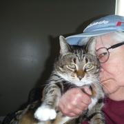 4th Jun 2021 - Hug Your Cat Day