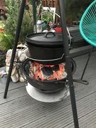 4th Jun 2021 - Roadii cooking