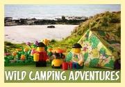 1st Jun 2021 - Day 152 - Postcards - Enjoying the great outdoors.
