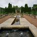 Rose garden-fountain