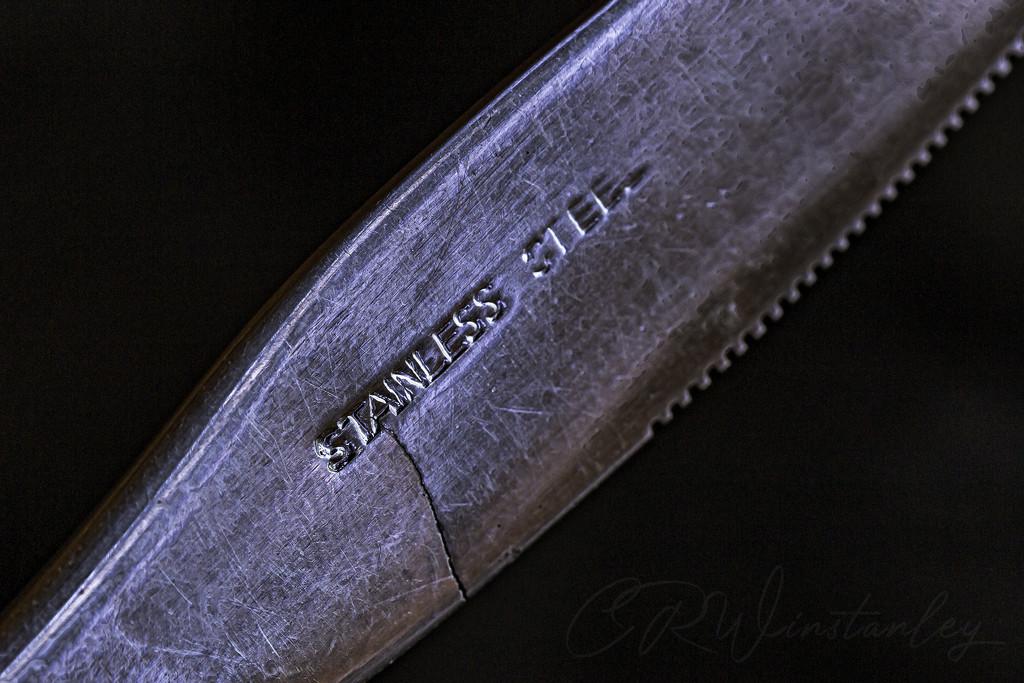 Cracked Steel by kipper1951