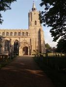 7th Jun 2021 - Church in the Evening Sun
