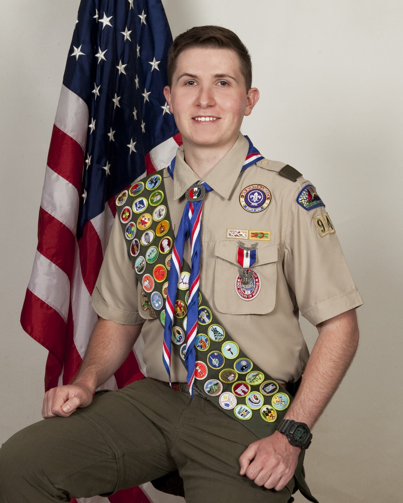 My Eagle Scout by homeschoolmom